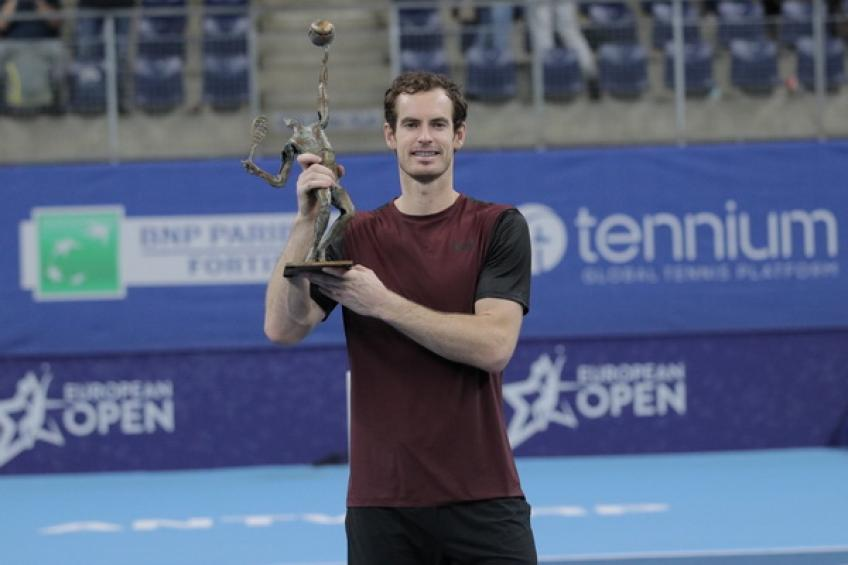 Andy Murray follows Roger Federer, Djokovic and Nadal on massive milestone