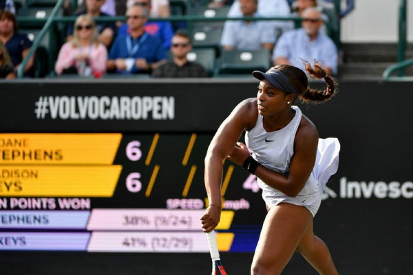 Former champion Sloane Stephens returns to Charleston in 2020