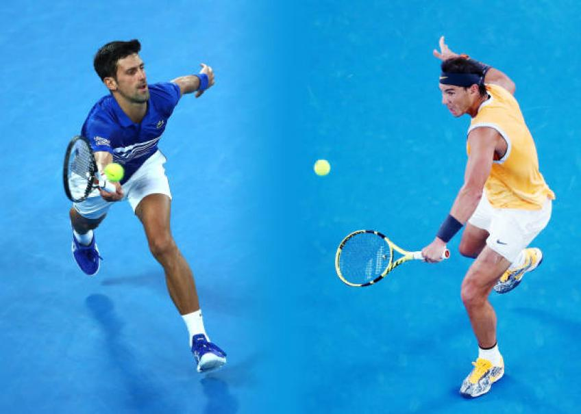 'If Nadal, Djokovic play Davis Cup seriously, it's tough for other teams'