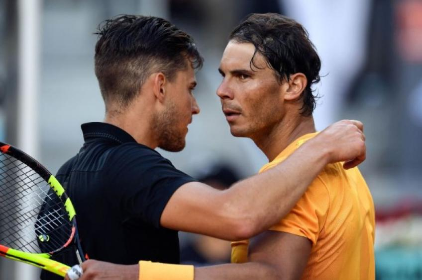 Dominic Thiem fires warning to Rafael Nadal, wants to win 2020 French Open