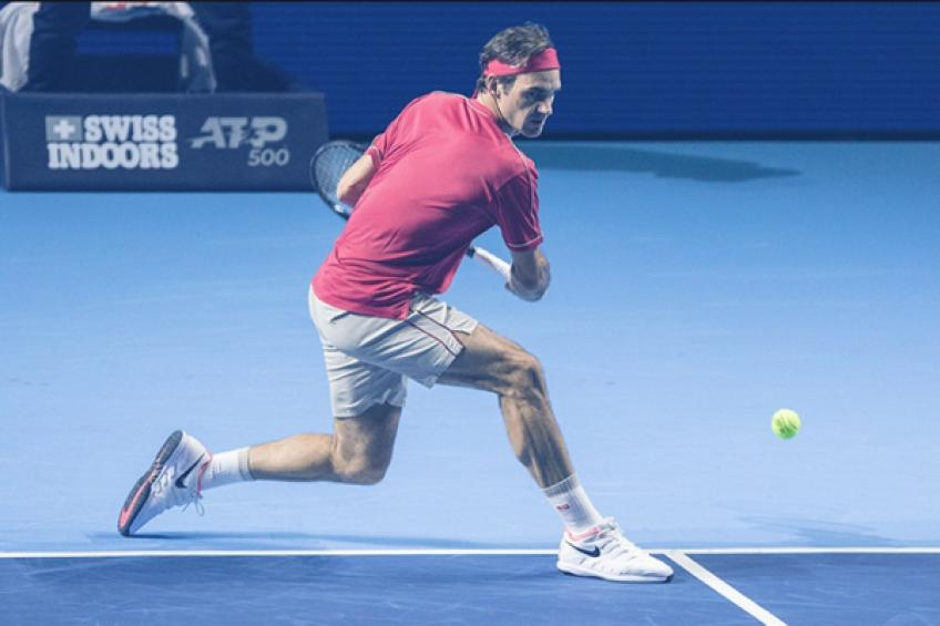 Roger Ferderer writes history in Basel as the first player with..