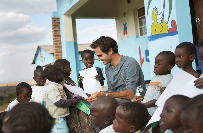 Roger Federer opens up on his biggest dream involving charity