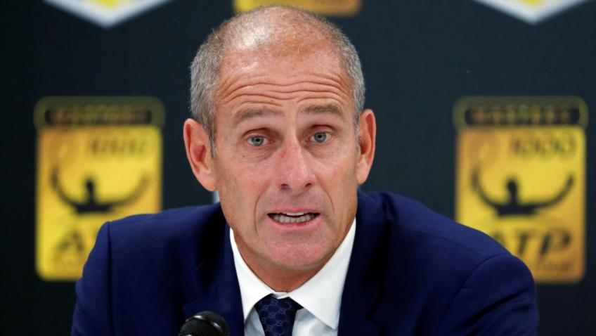 Guy Forget Optimistic that Roger Federer Will Play in Paris