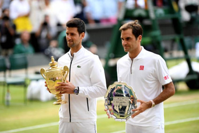 Roger Federer is still the best in the world with Novak Djokovic - Rosset