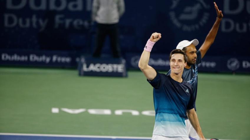 Joe Salisbury & Rajeev Ram eager to clinch Nitto ATP Finals spot