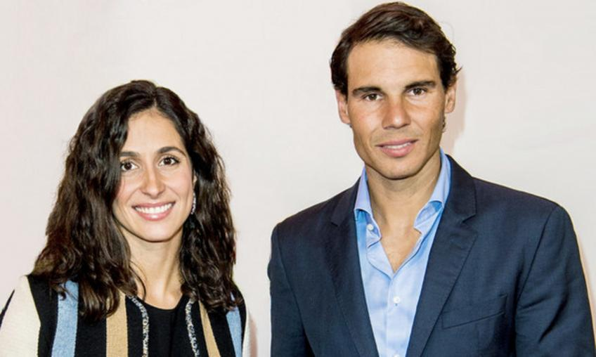 Rafael Nadal reveals what he did after wedding with longtime girlfriend