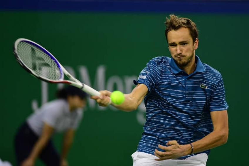 Daniil Medvedev: 'I am trying to earn as much money as possible'
