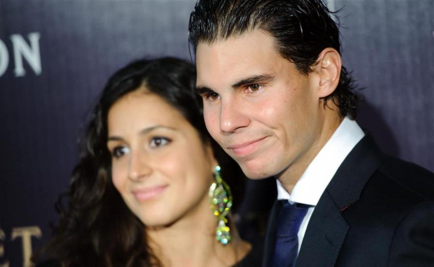 Nadal: 'Nothing changes after wedding with my wife. We had a great time'