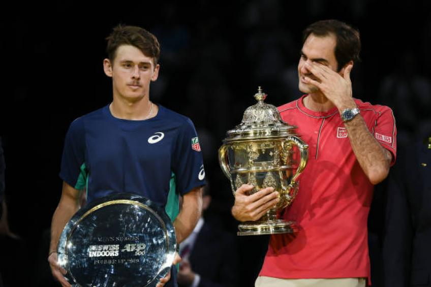 Roger Federer: 'At home I am the same dad, whether I win or lose'