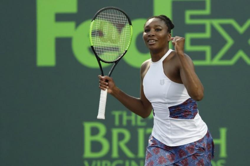 Venus Williams Never Planned on Being an Activist for Equal Pay