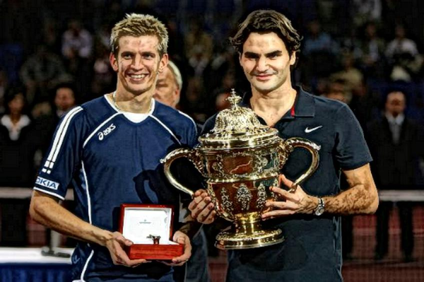 On this day: Roger Federer runs past Jarkko Nieminen to defend Basel crown