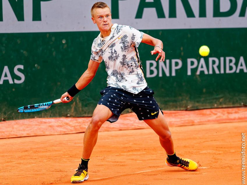 Michael Mortensen Believes Holger Rune Has Potential to be a Top Player