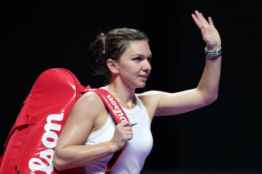 Simona Halep: 'In my country they say I am a bit too old, but I disagree'