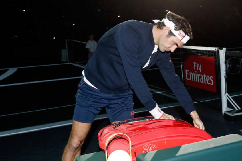 Paris Masters is a big event even without Roger Federer, says Guy Forget