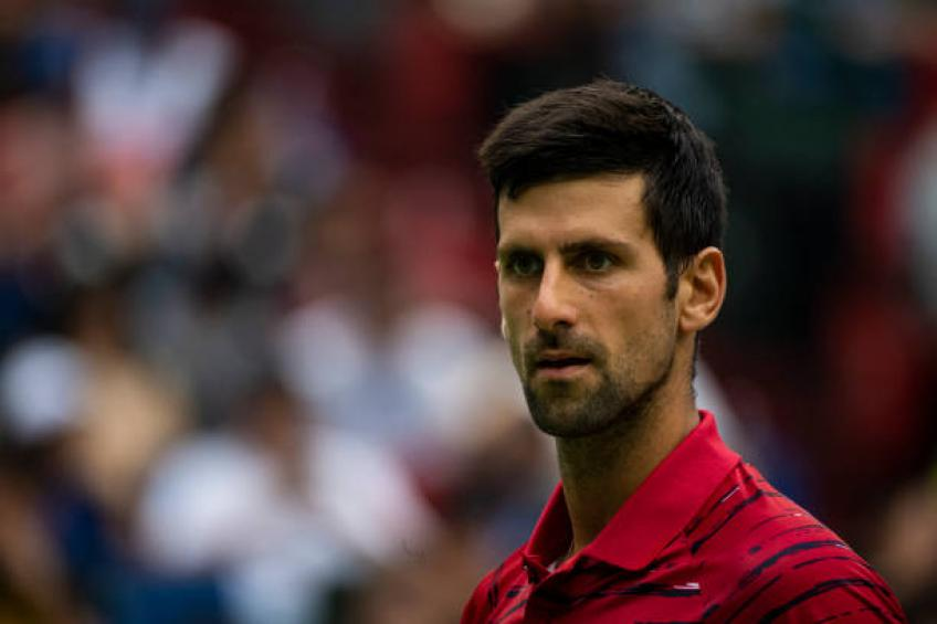 Novak Djokovic: 'I am focused on myself, not Rafael Nadal'