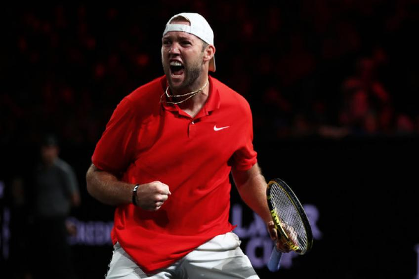 Jack Sock drops out from the singles ranking for first time in ten years!