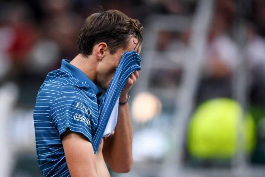Daniil Medvedev: 'I will be angry if I lose in London! But if I win...'
