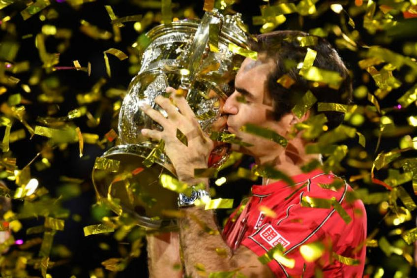 Federer always plays in Basel, that makes a difference than Vienna - Straka