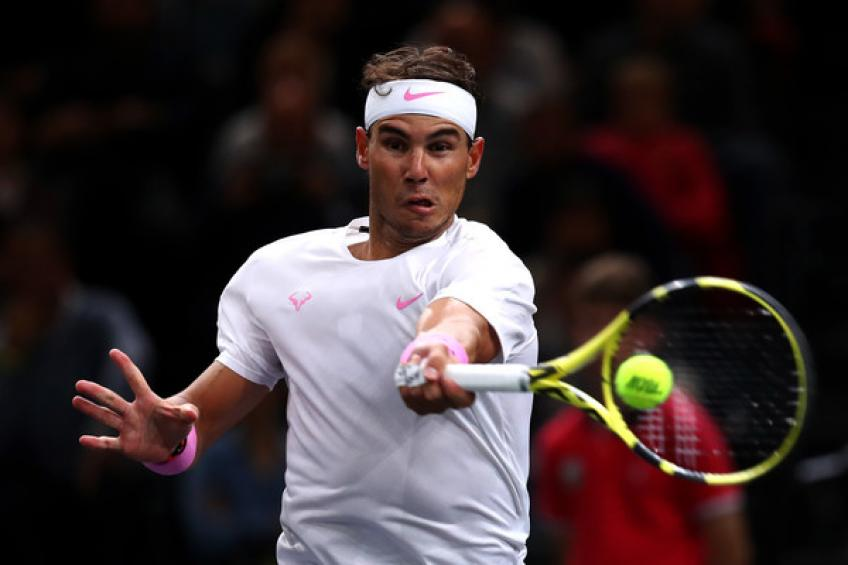 Rafael Nadal matches Roger Federer's ultimate ranking record