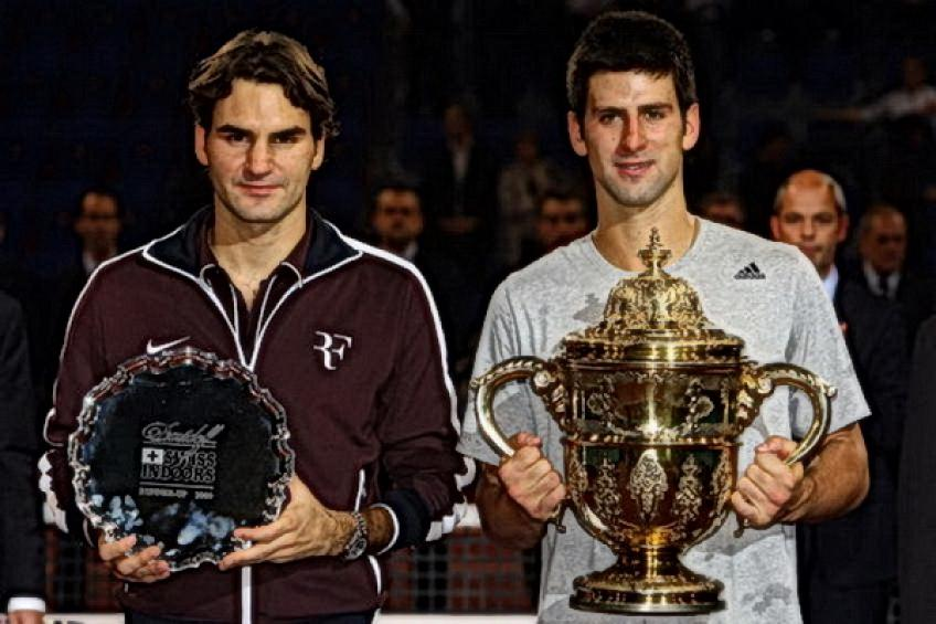 Basel Flashback: Novak Djokovic dethrones hometown hero Roger Federer