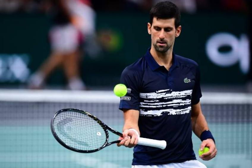 Djokovic: 'Dimitrov has been one of the best talents in the last decade'