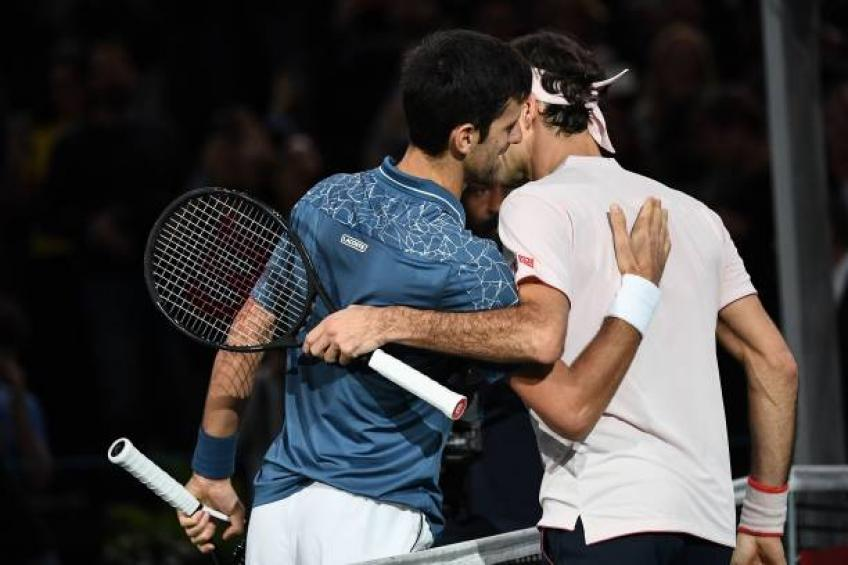 Despite Roger Federer withdrawal, Paris Masters breaks record attendance