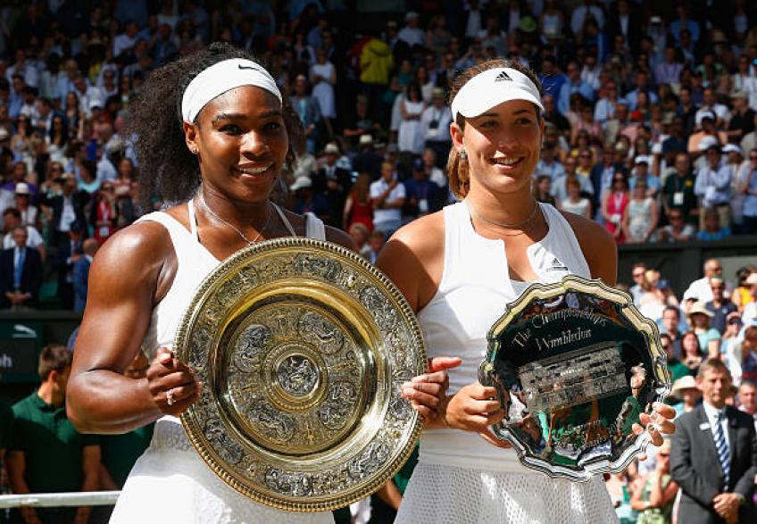 Garbine Muguruza not planning to play until 38 years like Serena Williams