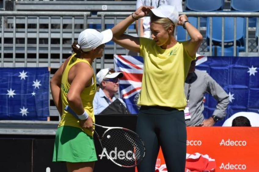 Alicia Molik: Barty rises to the occasion in big matches