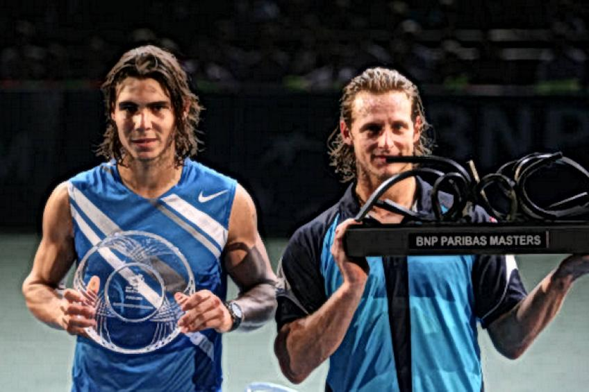 Paris Flashback: Rafael Nadal experiences a bagel against David Nalbandian