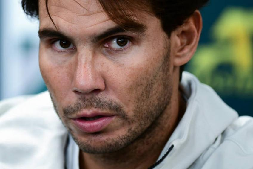 Rafael Nadal compares abdominal issue to 2009 US Open injury