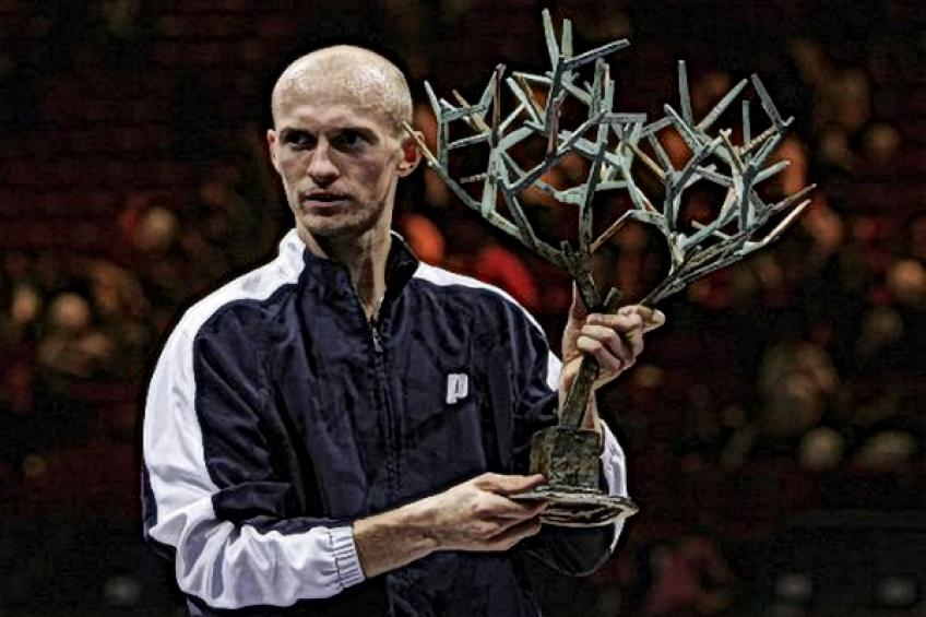 On this day: Nikolay Davydenko beats Dominik Hrbaty for first Masters crown