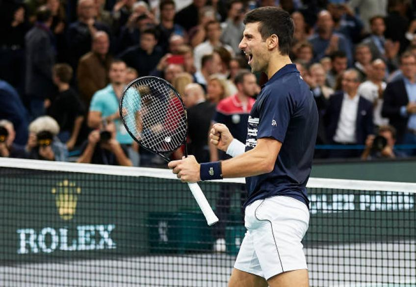 Djokovic, Federer drawn together in ATP Finals