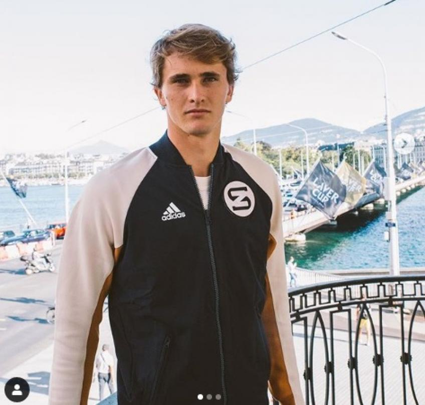 Alexander Zverev reveals what he does off the court