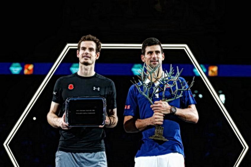 On this day: Novak Djokovic eases past Andy Murray to write history in..