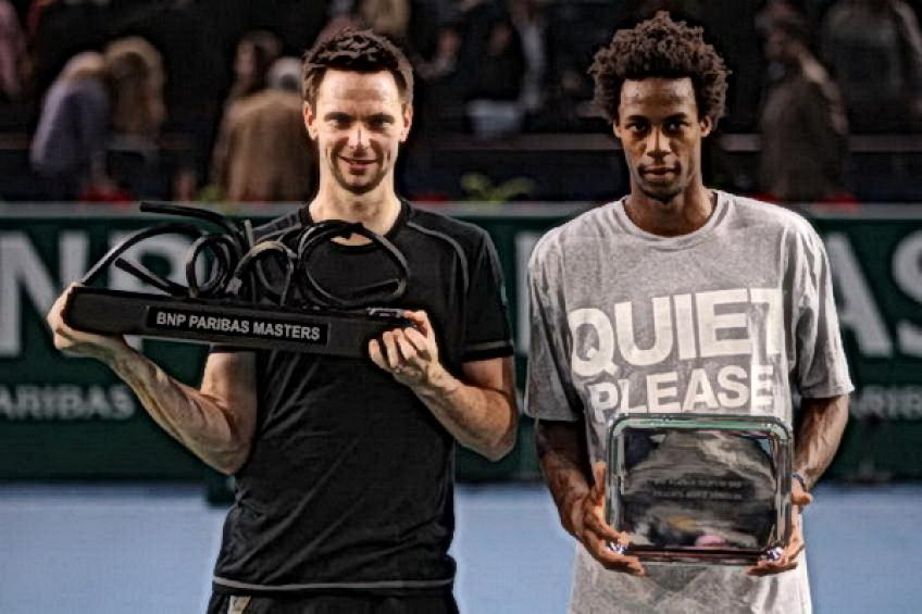 Paris Flashback: Robin Soderling tops Gael Monfils to lift the trophy