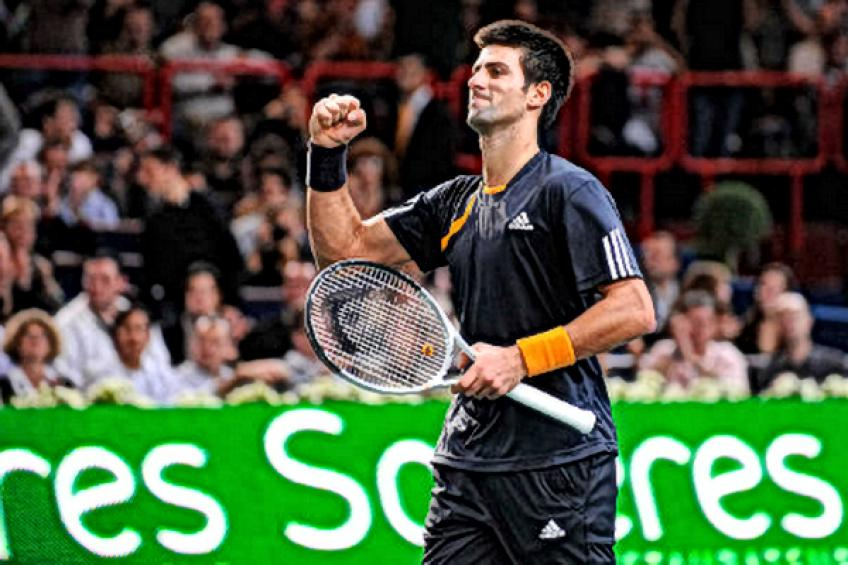 Paris Flashback: Novak Djokovic destroys Rafael Nadal under roof in Bercy