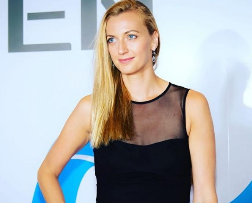 Petra Kvitova reveals her hidden talent