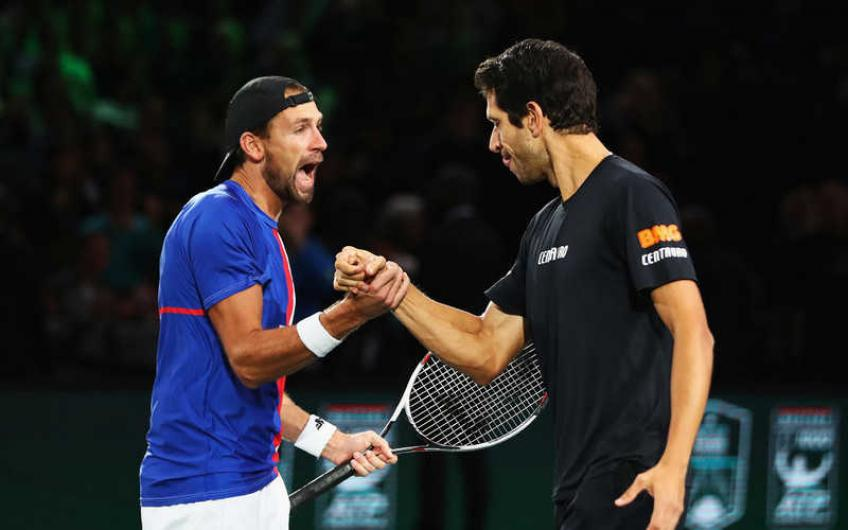 Marcelo Melo, Lukasz Kubot on having to constantly improve, change things