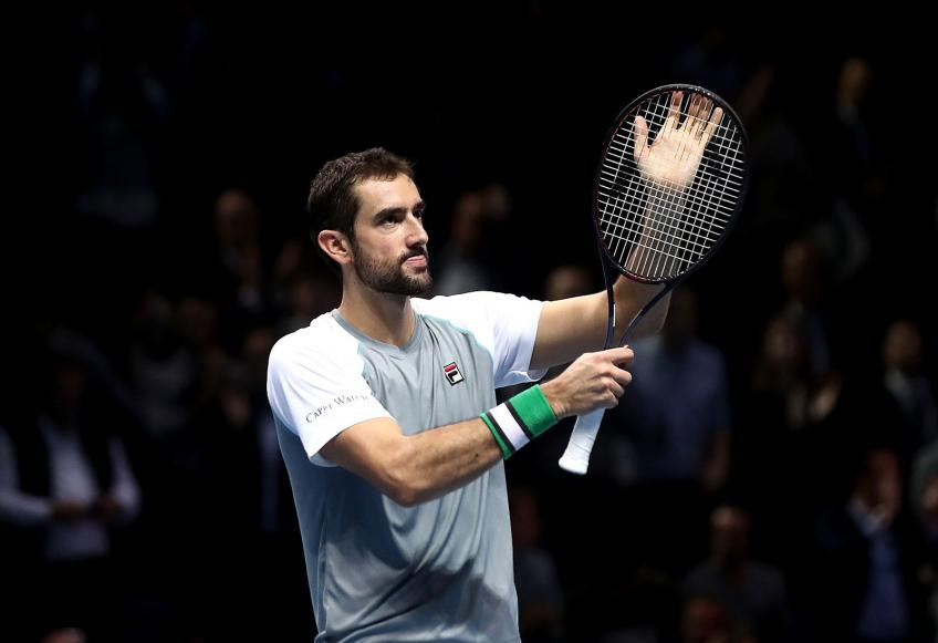 Marin Cilic out of Davis Cup Finals, speaks on his health issues