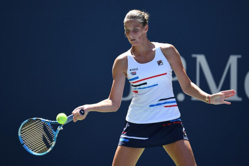 Karolina Pliskova and Conchita Martinez part ways ahead of new season