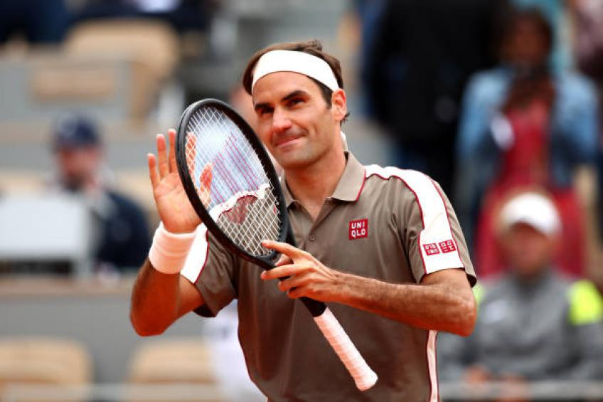 Getting supported by Roger Federer was amazing, says rugby champion