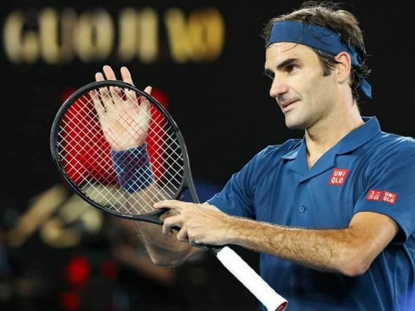 Roger Federer on his season, staying injury-free and rising stars