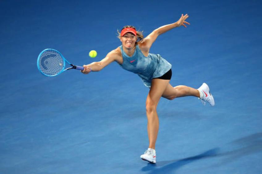 Maria Sharapova set to have new full-time coach, start 2020 in...