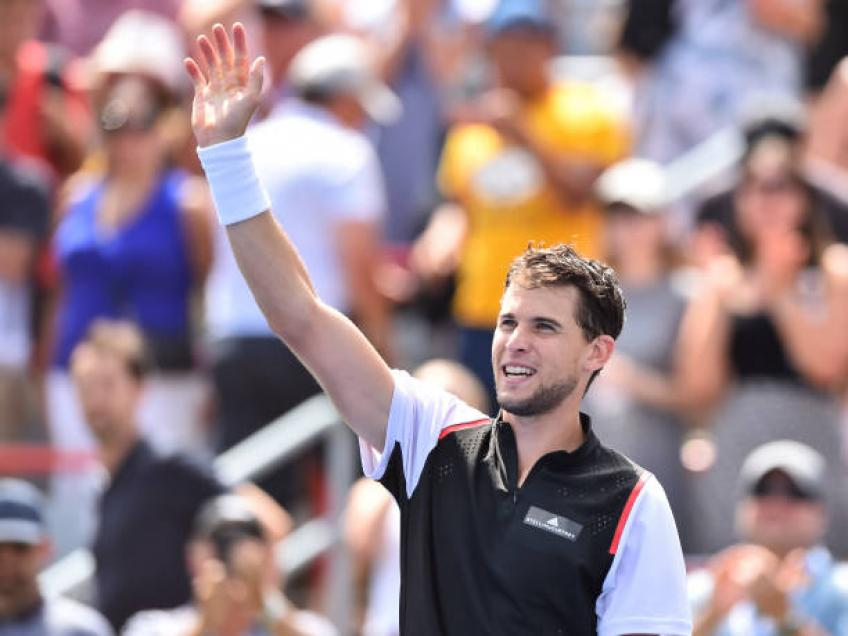 Dominic Thiem: 'I receive many messages from haters on social media'