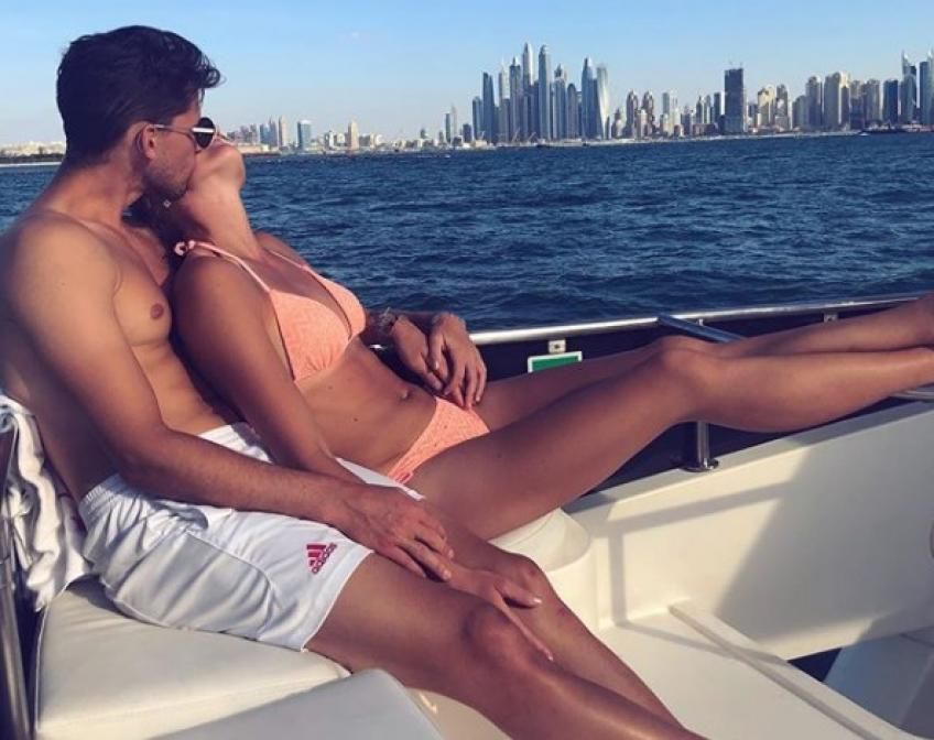 Dominic Thiem not sure if girlfriend will support him at ATP Finals
