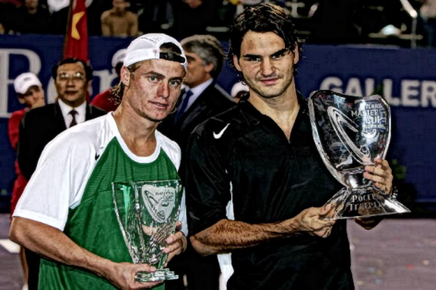 On this day: Roger Federer thumps Lleyton Hewitt to defend Masters Cup