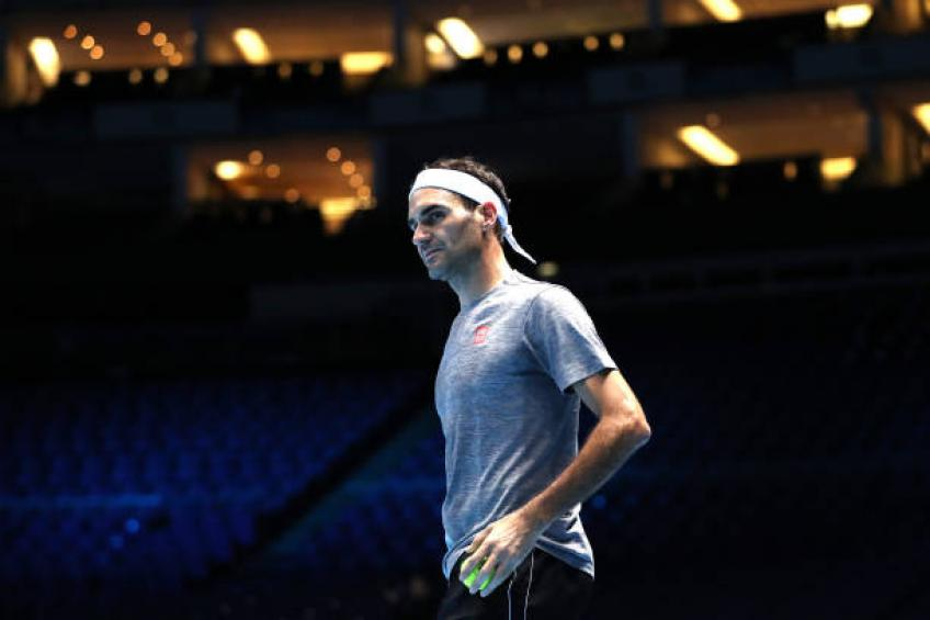 Roger Federer reveals what he did after winning in Basel