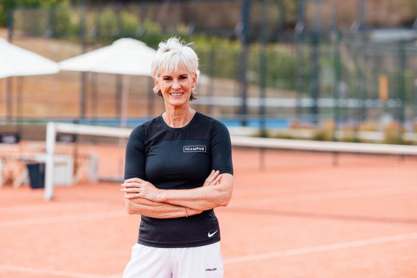 Judy Murray Reignites a Seven-Year-Old's Love for Tennis