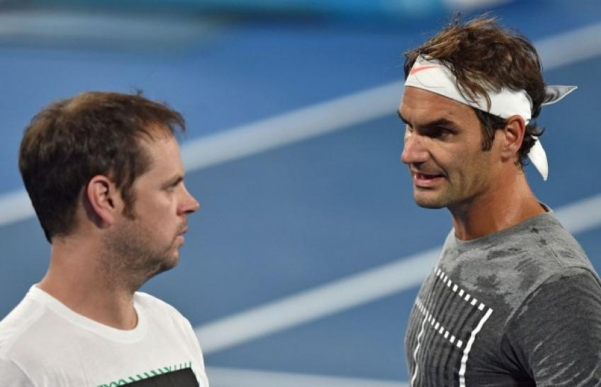Severin Luthi: Roger Federer Still Tries to Progress in His Game - Tennis World USA