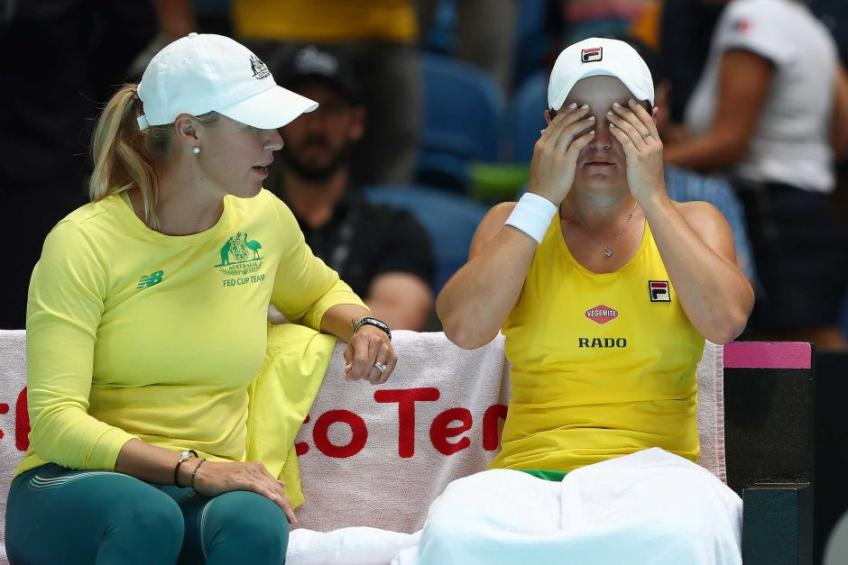 Alicia Molik Says Aussie Team Will Be More Prepared Next Year